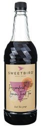 Sweetbird Passionfruit Lemon Iced Tea syrup