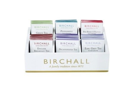 Birchall tea presenter - 6 places