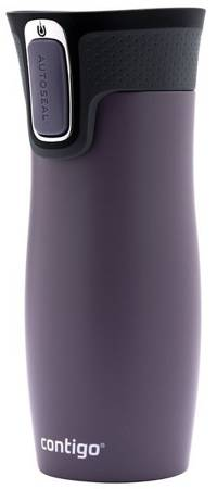 CONTIGO Thermal Mug WEST LOOP Dark Plum 470ml