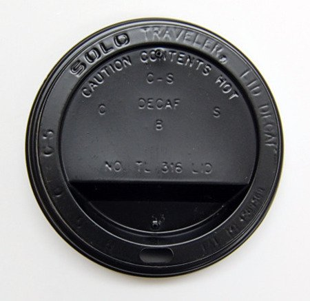 Cup lid for 230ml