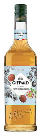 GIFFARD Passionfruit syrup