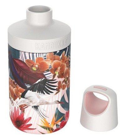 KAMBUKKA Thermal Bottle RENO INSULATED Orchids 300ml