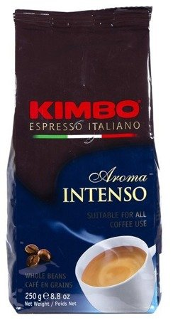 KIMBO Coffee Beans AROMA INTENSO 250g