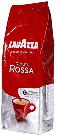 LAVAZZA Coffee Beans QUALITA ROSSA 250G