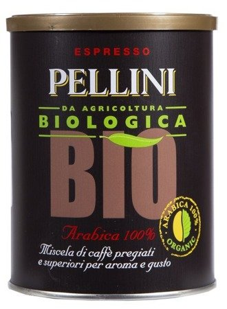 PELLINI Grounded Coffee BIOLOGICA 250g