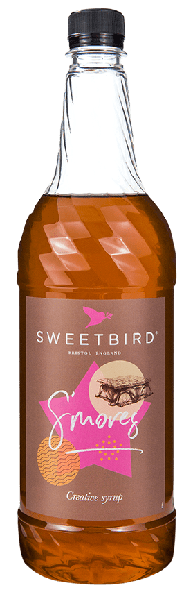 Sweetbird S'mores Syrup