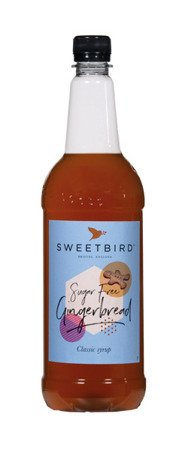Sweetbird Sugar-free Gingerbread Syrup