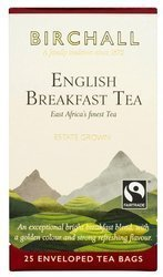 BIRCHALL Herbata czarna English Breakfast - 25 kopert