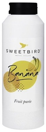 Sweetbird Puree Banan
