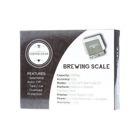 Waga Coffee Gear - Brewing Scale